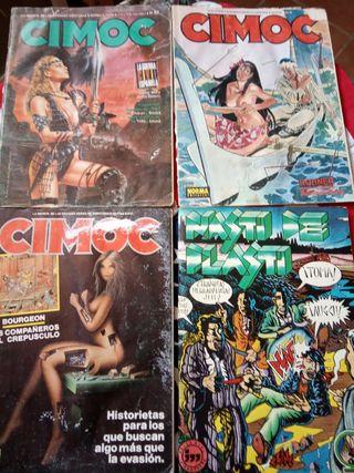 CIMOC COMICS