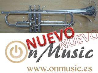 Trompeta Sib Yamaha 4335GSII NUEVA.