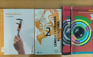 libros de texto bachiller