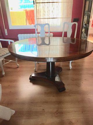 Mesa comedor madera