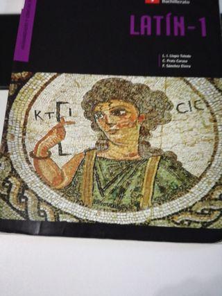 libro latin 1 bachillerato