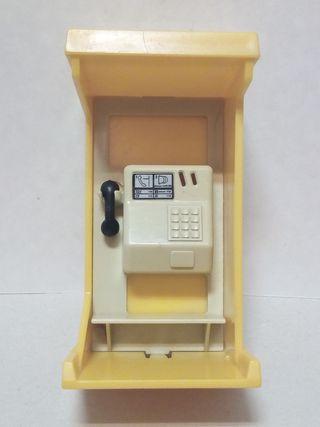 Playmobil - Cabina Telefónica