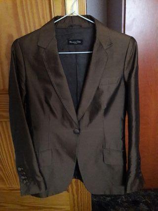 chaqueton chaqueta Massimo Dutti