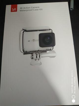 Xiaomi YI 4K + Carcasa sumergible