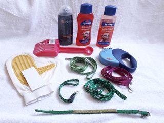 lote 13 productos accesorios perro y gato mascotas