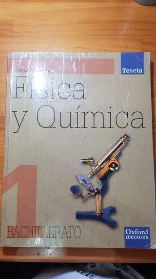 libro física y química 1 de bachiller