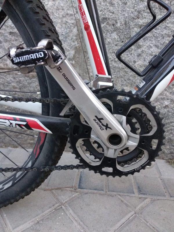 Bicicleta montaña Trek 8000.
