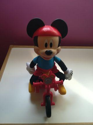 Mickey bici loca