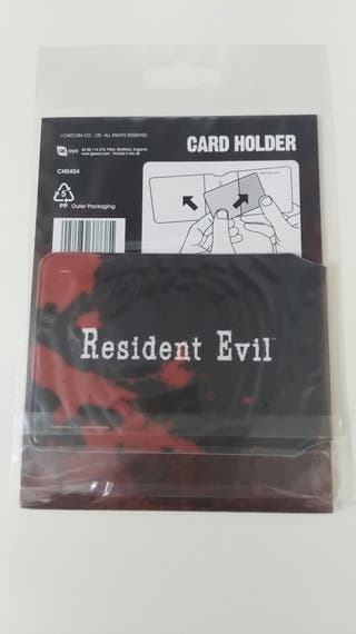 Resident Evil tarjetero