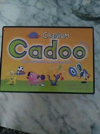 Juego de mesa Cranium Cadoo para niños