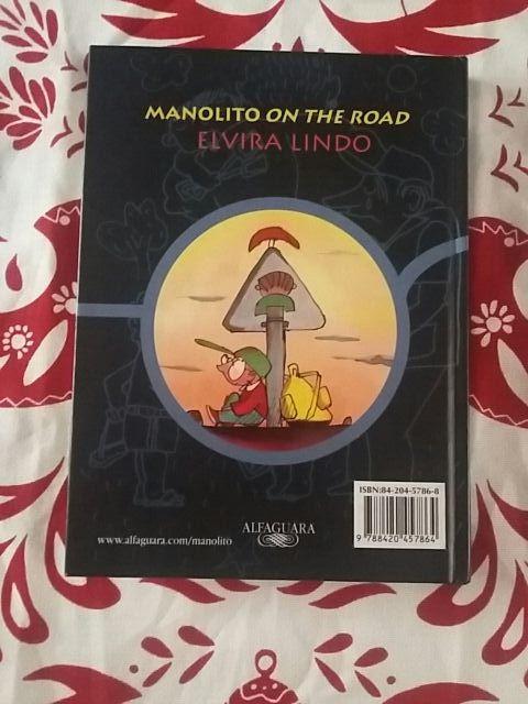 Libro de Manolito Gafotas