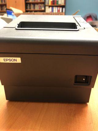 Impresora de tickets Epson TM-T88IV