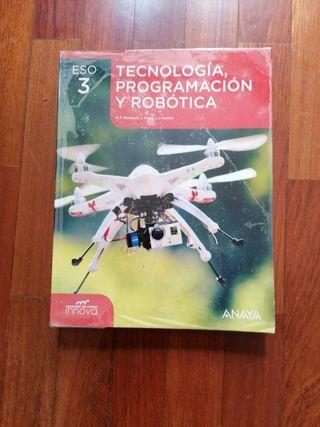 Tecnología, programación y robótica.