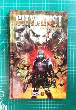 Cómic City of Dust