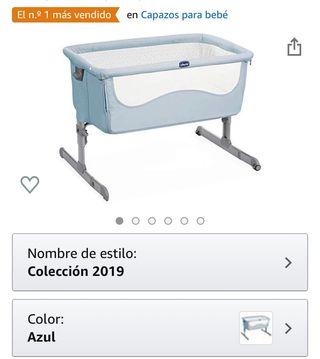 Cuna de colecho CHICCO colección 2019. Sin uso.