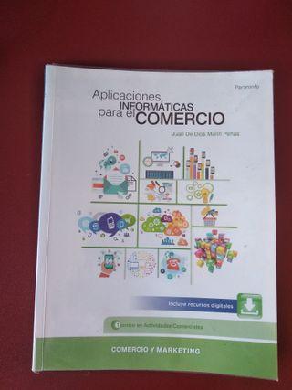 Libro Aplicaciones Informáticas para el Comercio