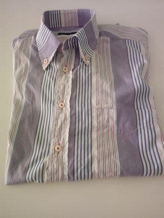 Camisa manga corta ungaro