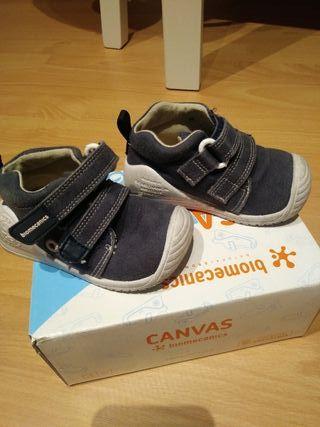 sabates biomecanics bebe 18 bambes