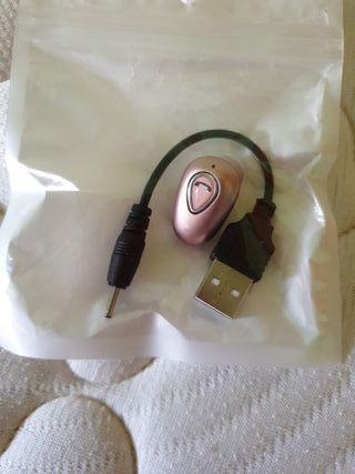 Auricular inalámbrico completamente nuevo