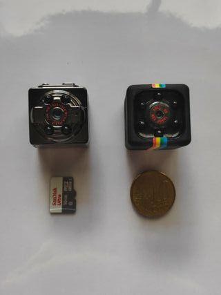 mini cámara deportes espía