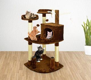 Árbol De Entrenamiento Para Gatos Con Literas Y Co