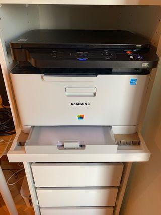 Impresora Samsung Xpress C480W
