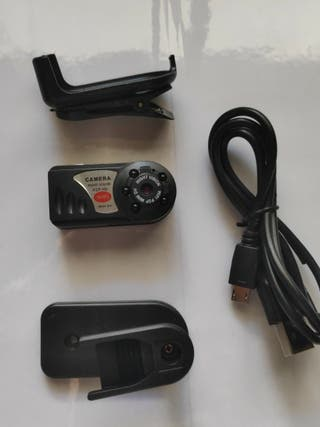 mini cámara wifi espía
