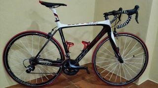 Bicicleta de carretera DITEC 912E carbono