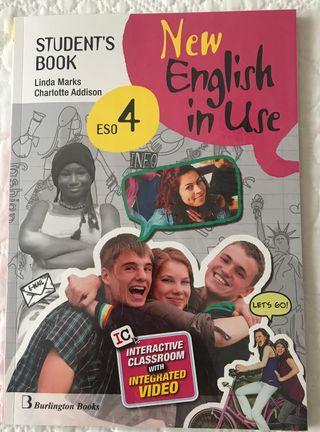 Libro de Texto de Inglés Cuarto Eso
