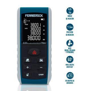 Ferrestock fskldm070 medidor Distancia Laser hasta