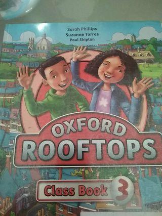 Oxford Rofftops Class Book 3
