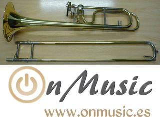 Trombón Michael Rath R400 en perfecto estado