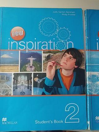 Libro Ingles 2°Eso, New inspiration 2