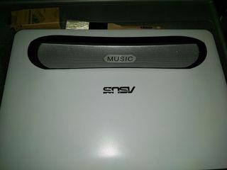 Barra stereo para portátil.