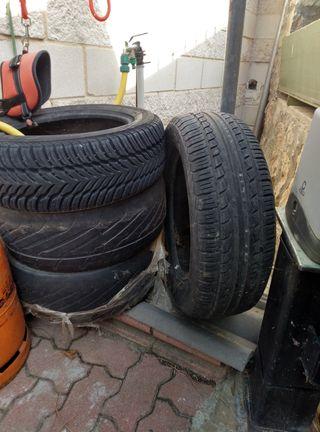 ruedas para coche