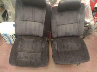 asientos Volkswagen escarabajo
