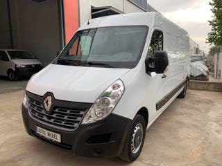 Renault Master 2016 L3 H2 NAVI LIBRO IMPECABLE
