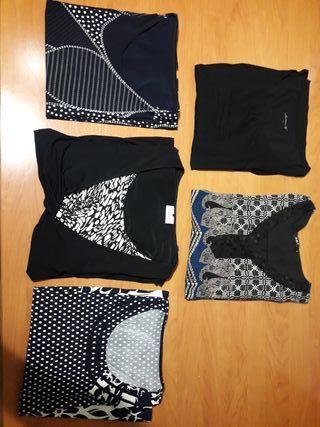 Pack camisetas XL-XXL