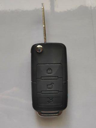 llave coche espía