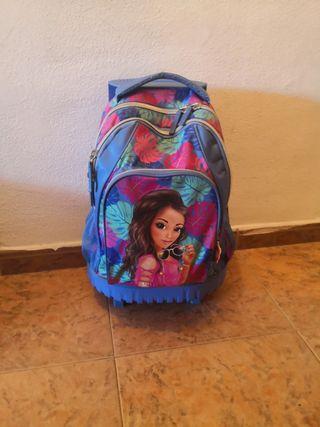maleta de colegio