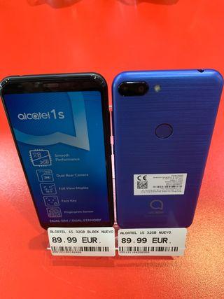 Alcatel 1s 32gb nuevo