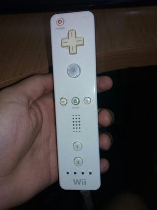 Mando Wii Blanco
