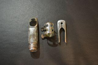 BOQUILLA METAL SELMER SAXO ALTO - CLASSIC MODEL C