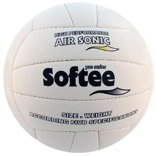 Balon Voleibol Air-Sonic, 18 paneles, cuero Sweet.