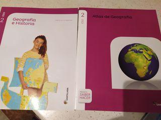 atlas geográfica y historia 2ESO