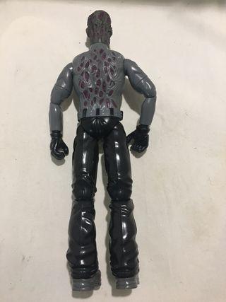Muñeco villano de action man