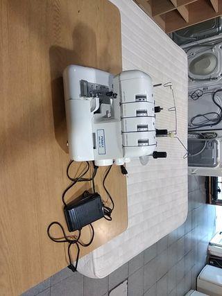 maquina de coser fomax kdd.334