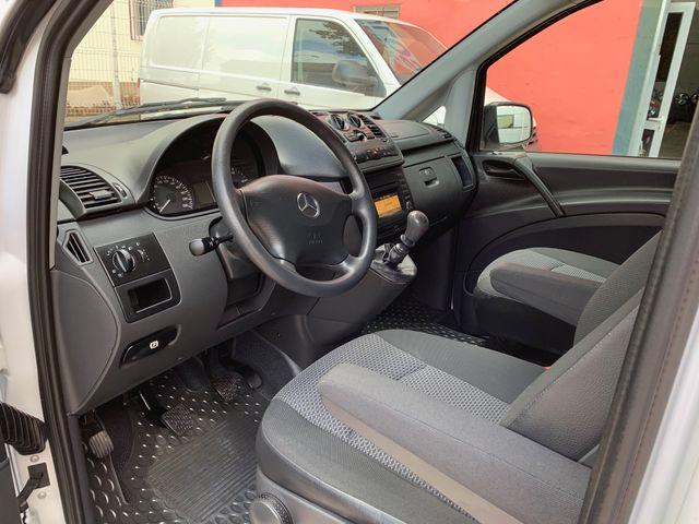 Mercedes-Benz Vito 2014 CLIMA LIBRO IMPECABLE