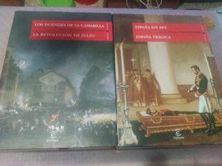 Libros de historia de España