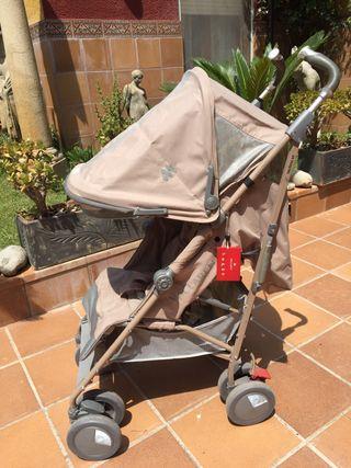 carrito Mclaren Tecno XT bebe niño niña con extras